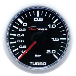 DEPO racing датчик налягане на турбото - Механичен -Night glow series