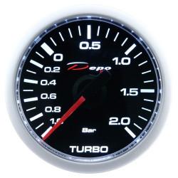 DEPO racing датчик налягане на турбото - electric -Night glow series 2BAR