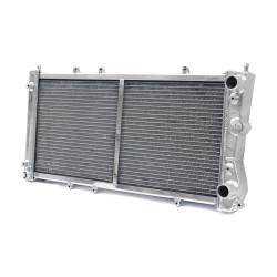 Hliníkový vodný chladič pre Fiat Punto 1.4 Gt Turbo 94-99 Fiat Punto 176 1.4 Gt Turbo 94-99