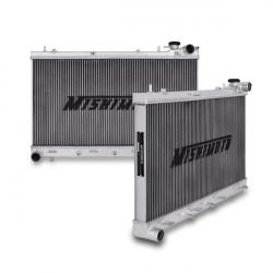 Алуминиев състезателен радиатор MISHIMOTOSubaru Forester XT Turbo Aluminium Performance радиатор, 2004-2008
