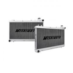 Алуминиев състезателен радиатор MISHIMOTO93-98 Subaru Impreza GC8 2.2L, Manual