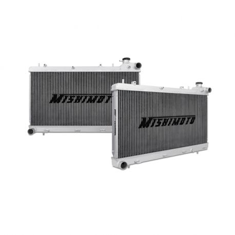 Impreza Алуминиев състезателен радиатор MISHIMOTO93-98 Subaru Impreza GC8 2.2L, Manual | race-shop.bg