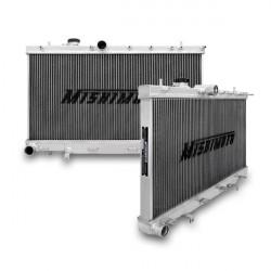 Алуминиев състезателен радиатор MISHIMOTO01-07 Subaru WRX and STI, Manual