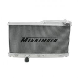 """Алуминиев състезателен радиатор MISHIMOTO- UNIVERSAL Universal радиатор, 25"""" x 16"""" x 3"""", Manual"""