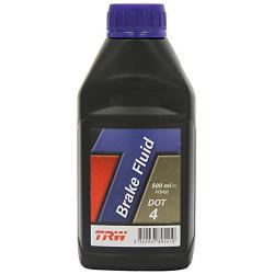 Спирачна течност TRW DOT4 - 0,5l