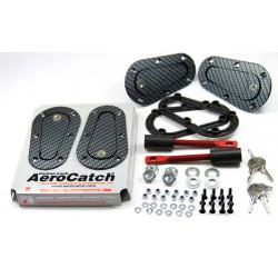 Aerocatch - Шплентове за капаци заключващи се ,карбонов вид