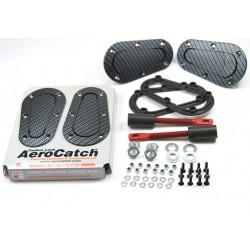 Aerocatch - закопчалки закапак незаключващи се , карбонов вид