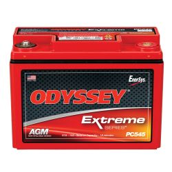 Гелов акумулатор Odyssey Racing 20 PC545, 13Ah, 460A