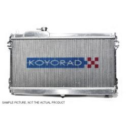 Алуминиев радиатор Koyorad Toyota GT86/ SUBARU BR-Z, 12~