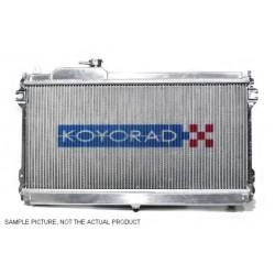 Алуминиев радиатор Koyorad Mitsubishi GTO/3000GT, 90.9~91.12/92.9