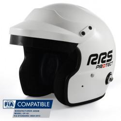 Каска RSS Protect JET с FIA 8859-2015, Hans