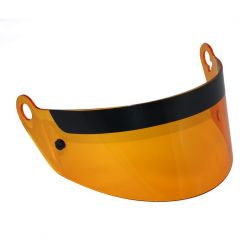 Визьор за каска RRS Protect RALLY и CIRCUIT 8858-2010 - оранжев