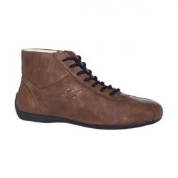 Състезателен обувки P1 Mito FIA, кафяв