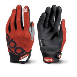 Mechanics' ръкавици Sparco MECA-3 червен
