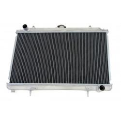 Алуминиев радиатор за Nissan Silvia S14 Sr20Det 50mm