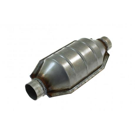 резонатори Универсален заместващ катализатор (резонатор) RACES кръгъл , 55 mm | race-shop.bg