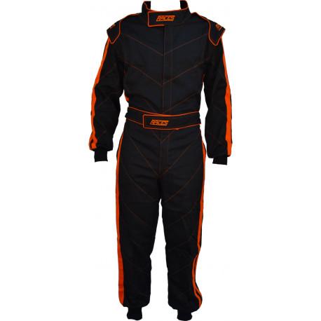 Гащеризони Състезателен гащеризон RACES Start оранжев   race-shop.bg