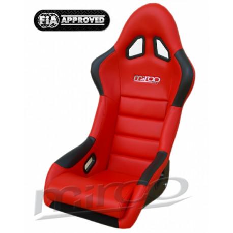 Спортни седалки с одобрение на FIA FIA Състезателна седалка MIRCO GT Vynil | race-shop.bg