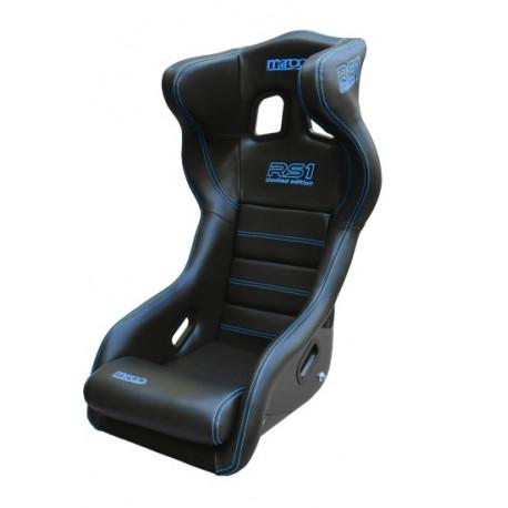 Спортни седалки с одобрение на FIA FIA Състезателна седалка MIRCO RS1 Vynil   race-shop.bg