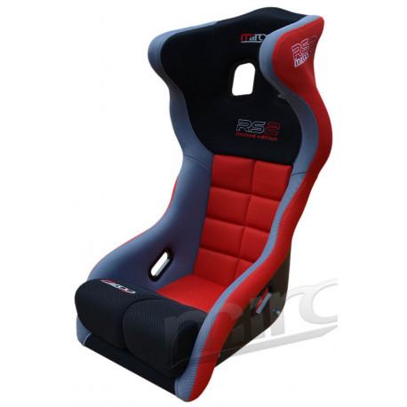 Спортни седалки с одобрение на FIA FIA Състезателна седалка MIRCO RS2 3D Limitited edition | race-shop.bg