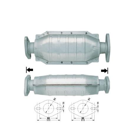 DPF катализатори Magnaflow за конкретени модели Magnaflow катализатор за ALFA ROMEO FIAT LANCIA   race-shop.bg