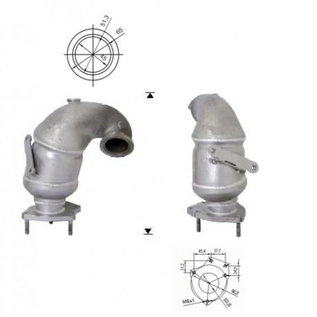 DPF катализатори Magnaflow за конкретени модели Magnaflow катализатор за ALFA ROMEO FIAT | race-shop.bg