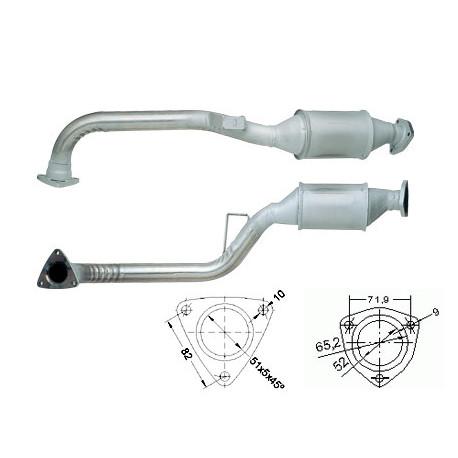 DPF катализатори Magnaflow за конкретени модели Magnaflow катализатор за AUDI   race-shop.bg