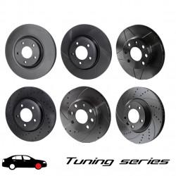Предни спирачни дискове Rotinger Tuning series 1663, (2бр.)