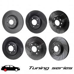 Задни спирачни дискове Rotinger Tuning series 1687, (2бр.)