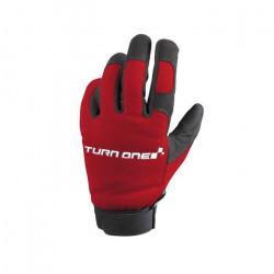 Mechanics' ръкавици Turn one Mecano червен