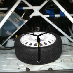 RRS държач за резервни колела с кръст ключ
