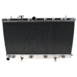 Алуминиев радиатор за Subaru Impreza GDA/ GDB WRX