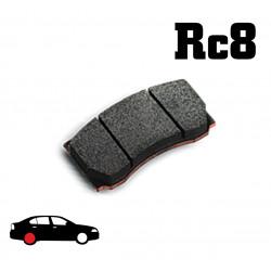Спирачни накладки CL Brakes 4000RC8R