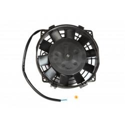 Универсален електрически вентилатор SPAL 167мм - всмукващ , 24V