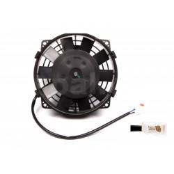 Универсален електрически вентилатор SPAL 167мм - издуващ, 12V