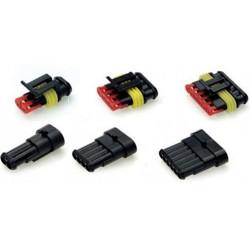 Водоустойчив конектор 2 - 6 pins