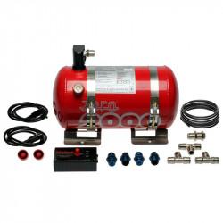 Lifeline Zero 2000 4L електронен пожарогасител FIA, ALU