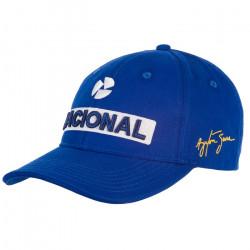Ayrton Senna Nacional шапка