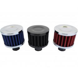 Филтър за вентилация на картера RACES, различни цветове