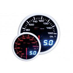 DEPO DEPO състезателен датчик за температурата на маслото - Серия с двоен изглед