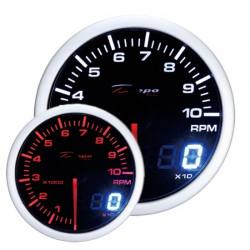 DEPO racing Тахометър - Серия с двоен изглед