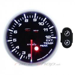 Програмируем DEPO racing датчик за температура на отработените газове
