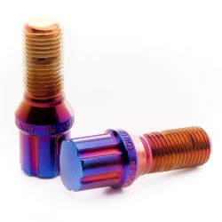 Комплект болтове + ключ, 20 бр, M14x1,5