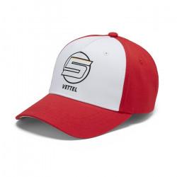 Ferrari Sebastian Vettel шапка