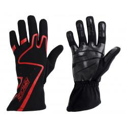 Състезателни ръкавици - RACES Premium Silicone червен