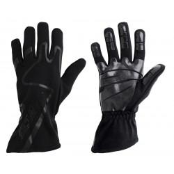 Състезателни ръкавици - RACES Premium Silicone черен