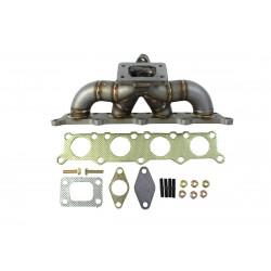 Изпускателен колектор от неръждаема стомана Audi/ VW 1.8T T25 (външно изходно устройство)