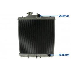 Алуминиев радиатор за Honda Civic 92-00