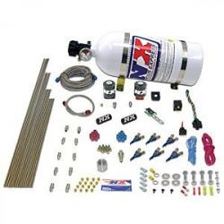 Нитро система (NX) Piranha alcohol директен порт за 6-цилиндрови двигатели (4,5 л)