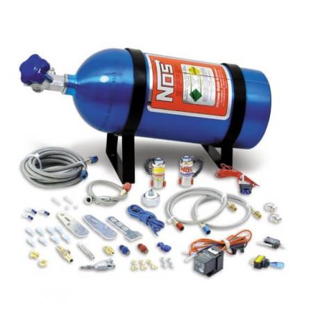 Нитро системи NOS EFI Нитро система за 4 и 6 цилиндрови двигатели (4,5L) | race-shop.bg